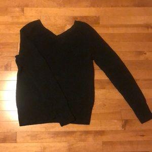 Black Calvin Klein Sweater